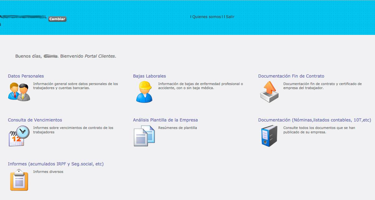 Presentación Tu Portal Laboral
