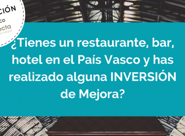 Subvencion restaurantes