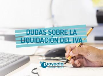 Liquidación IVA - Proyecta Asesoría Integral