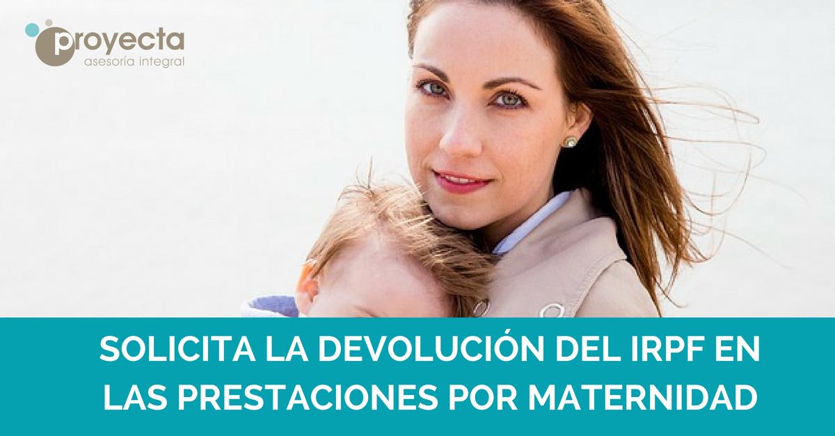 devolucion-irpf-maternidad