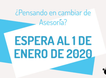 cambiar asesoria 2020