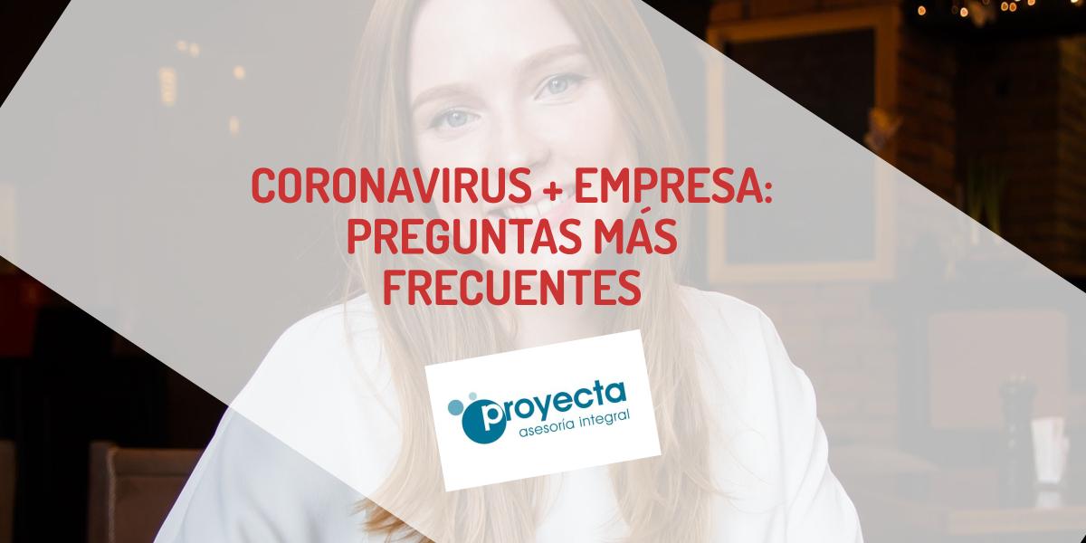 CORONAVIRUS EMPRESA VASCA